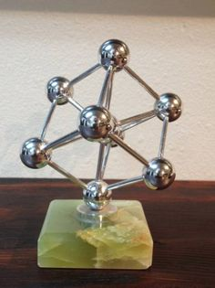 アトミウム Atomium ブリュッセル万国博覧会 1958年 オブジェ