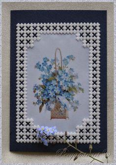 Technika pergaminowa / parchment craft work Pergaminart ® '2014