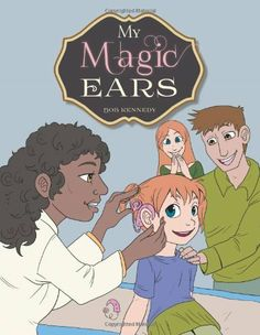 My Magic Ears by Bob Kennedy.  Bob Kennedy, father to a Nucleus Implant recipient, writes a book about a little girl who gets a cochlear implant and the world of sound that she discovers.  . Check it out! http://www.amazon.ca/dp/1491843306/ref=cm_sw_r_pi_dp_jYSQtb0DJ58X9/192-5356364-1096721