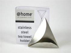 Over Kitchen Cabinet Door Tea Hand Towel Rail Holder