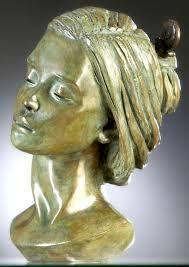 Afbeeldingsresultaat voor petit visage de femme en argile