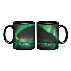 Aurora Borealis Heat Changing Mug