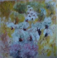 "Saatchi Art Artist Shalev Mann; Painting, ""Dance of the Olive trees #2"" #art"