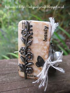Country View Crafts' Projects: Delight in the little things - Trace