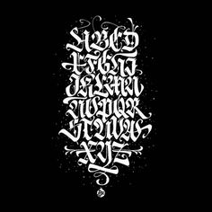 Type Worship: Inspirational Typography & Lettering — Typism 2 In a just a few weeks the. Tattoo Lettering Styles, Graffiti Lettering Fonts, Graffiti Alphabet, Creative Lettering, Types Of Lettering, Script Lettering, Lettering Design, Lettering Tutorial, Calligraphy Fonts Alphabet