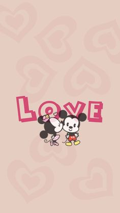 New Wallpaper Hd, Wallpaper Iphone Disney, Cartoon Wallpaper, Cute Wallpapers, Phone Wallpapers, Arte Do Mickey Mouse, Minnie Mouse Images, Mickey Mouse And Friends, Minnie Mouse Background