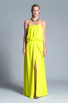 Stunning dress by Julian Chang.  Available  at LexaLynns Zindigo Shop
