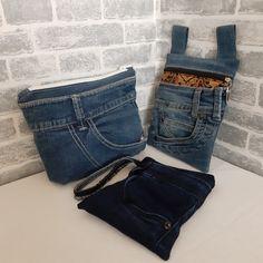 Pocket Pal, Travel Handbags, Denim Bag, Cosmetic Bag, Purses, Female, Zipper, Gifts, Shopping
