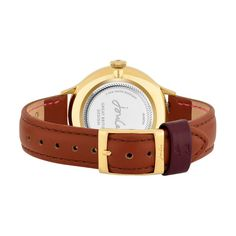 Joules Watch (JSL002TGGG)   WatchShop.com™ Pay Yourself First, Cheap Gifts, Joules, Watches, Cheap Presents, Wristwatches, Clocks