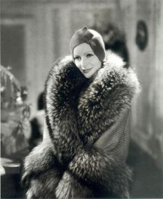 "Greta Garbo ""Wild Orchids"" 1928 by Ruth Harriet Louise by greta_"