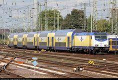 RailPictures.Net Photo: 146 534-3 Metronom BR 146 at Bremen, Germany by Christian Schürmann: