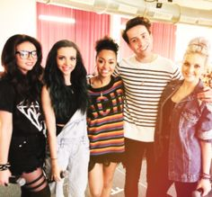 Little mix and grimmers
