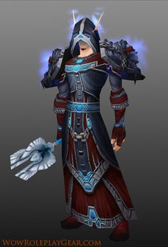 Vengeful Gladiator's Priest Sets