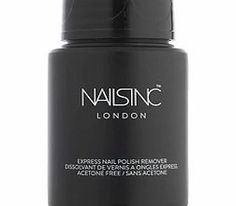 nails inc Express Nail Polish Remover Pot 60ml nails inc Express Nail Polish Remover Pot is a super fast and effective way to remove your nail polish just by dipping and twisting your nails inside the pot.  The internal sponge is pre-soaked wi http://www.comparestoreprices.co.uk/nail-products/nails-inc-express-nail-polish-remover-pot-60ml.asp