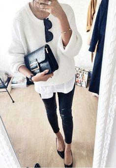 Black and White  @cocobeautea
