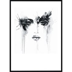 Plakát Nord & Co Face, 21 x 29 cm