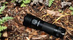 Modular, waterproof 1,000-lumen ZeroHour flashlight doubles as portable battery