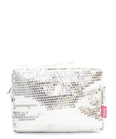 Sequin Small Cosmetic Case * Insider's special review you can't miss. Read more  : Travel cosmetic bag