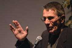 Star Trek' Exhibition to Feature One of Leonard Nimoy's Final ...