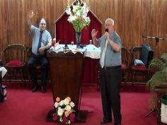 Viviendo en el Espiritu Santo. Pastor Walter Garcia. 28-10-2012