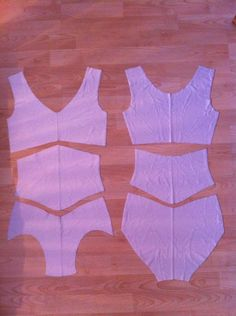 Super Sailor Moon - Leotard Pieces by x-steffi-x Cosplay Tutorial, Cosplay Diy, Doll Clothes Patterns, Clothing Patterns, Sailor Moon Halloween Costume, Sailor Jupiter Cosplay, Tailored Fashion, Costume Works, Hijab Fashion Inspiration