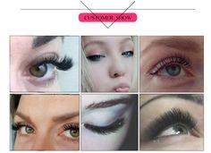 127aa7b39a5 1Tray Professional False Flat Eyelashes Extension Individual Eyelash  Extension Silk Lashes Ellipse Cilia For Augmentation Eyelash