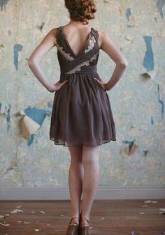 Lunaria Dress | Modern Vintage Bridesmaid Dresses | Modern Vintage Bridal