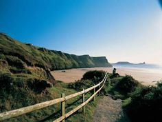 Dune roaming on the glorious Gower Peninsula - UK - Travel - The Independent