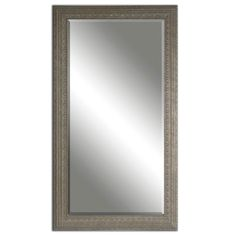 Uttermost Malika Antique Silver Mirror 14603