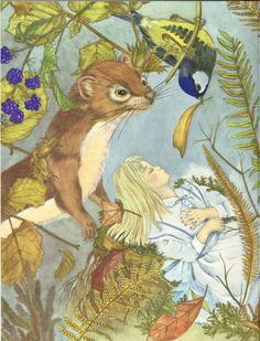 Thumbelina, Illustrated by  Adrienne Segur