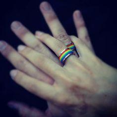 #anillo #orgullo #gay