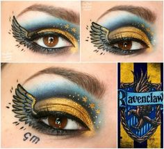 14 Harry Potter Makeup Tutorials That Only The Most Sirius Beauty Wizards Should Try