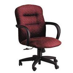 * Allure Managerial Mid-Back Swivel/Tilt Chair, Wild Rose Fabric **.  #MotivationUSA #Home