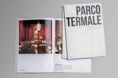 / Parco Termale - book promozionale — locatellipepato - architettura & art direction