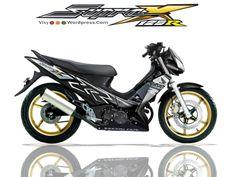 Design supra 125 galau plus ayago Honda Cb, Bike Life, Custom Bikes, Cars And Motorcycles, Motorbikes, Yamaha, Bicycle, Pets, Vehicles