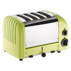 DUALIT New Generation 4 Slice Lime Toaster $279.99 SHIPPED FREE~FREE LOCAL DELIVERY WITHIN 10 MILES OF SANTA MONICA, CALIFORNIA~ MAJOR CREDIT CARDS ACCEPTED~ www.seabaylakehome.com