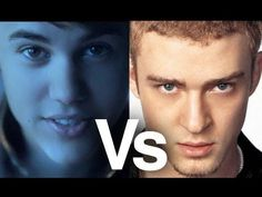 Justin Bieber vs. Justin Timberlake At 19!
