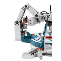 Bosch 15-Amp 12 in. Dual Bevel Glide Miter Saw-GCM12SD - The Home Depot