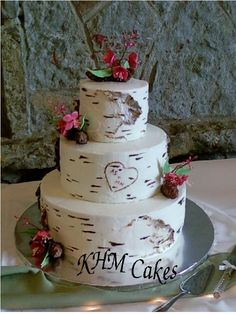 Eco Friendly Informal Modern Romantic Rustic Ivory Barn Buttercream Country Club Country Fall Flowers Garden Round Spring Summer Topper Wedding Cake Wedding Cakes Photos & Pictures - WeddingWire.com