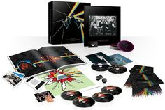 PINK FLOYD - DARK SIDE OF THE MOON IMMERSION EDITIONS