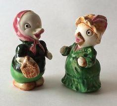 Vintage-Duck-Sisters-Salt-and-Pepper-Shakers
