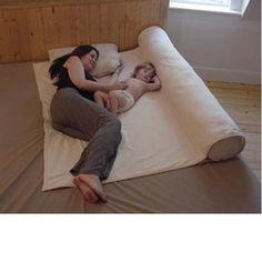 Humanity Family Sleeper- co-sleeping pad and maternity body pillow