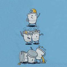 Juebebes - Happy drawings :)