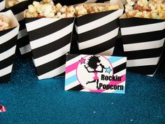 Rockstar Birthday Birthday Party Ideas | Photo 1 of 59 | Catch My Party