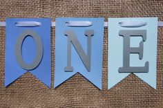 Listing is for a high chair banner. Perfect for your childs first birthday. Can be used as a high chair banner, party décor, at Etsy by CreationsbyRosielou