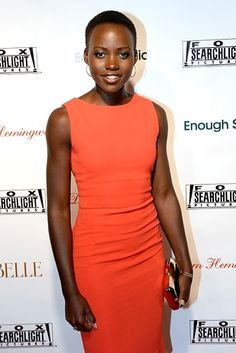"Why ""12 Years A Slave"" Star Lupita Nyong'o Should Be Your New Fashion Idol"