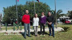 La asociación 'France Europea' visita la Región para conocer los ciclos formativos de la rama agrícola y ganadera