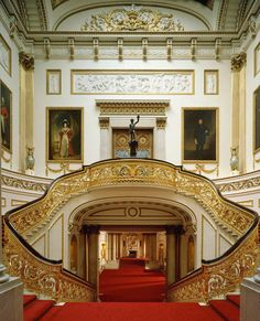 Monte Carlo ~ Monaco ~ Inside the royal palace.