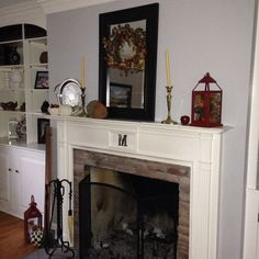 My fall mantle 2015
