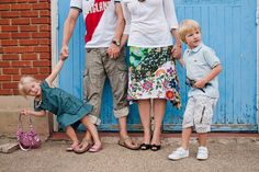 Photography:  12 Stress free poses FAMILY EDITION with lots of good TIPS